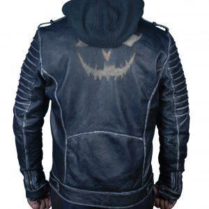 Suicide Squad The Killing Jacket Joker Leather Jacket Halloween Jacket