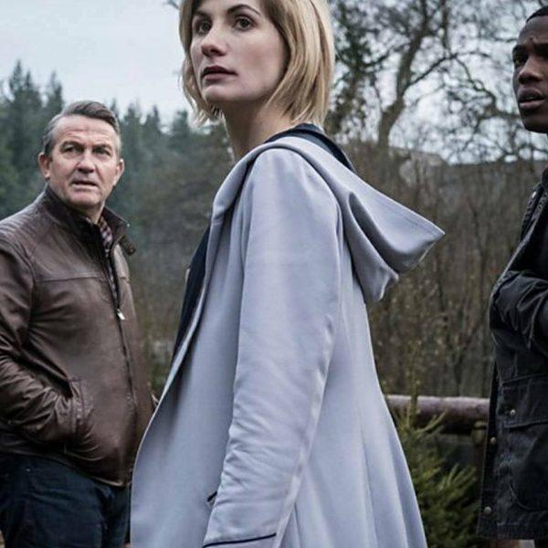 Torrid Her Universe 13th DOCTOR WHO Thirteenth BBC Cosplay Trench Long Coat