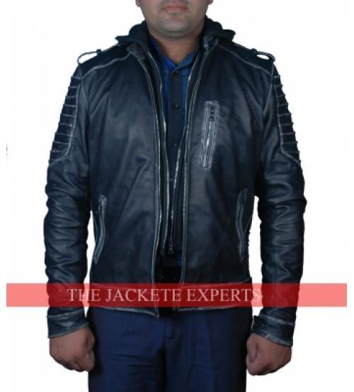 Suicide Squad The Killing Jacket Joker Leather Jacket Halloween JacketF